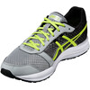 asics M's Patriot 8 Shoes Silver Grey/Lime/Black